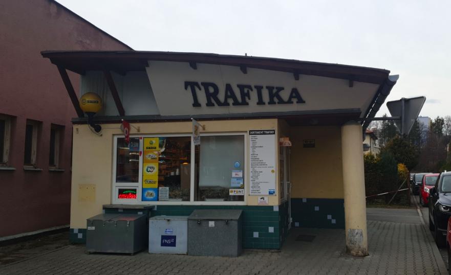 Trafika na Máji - trafikashop.cz
